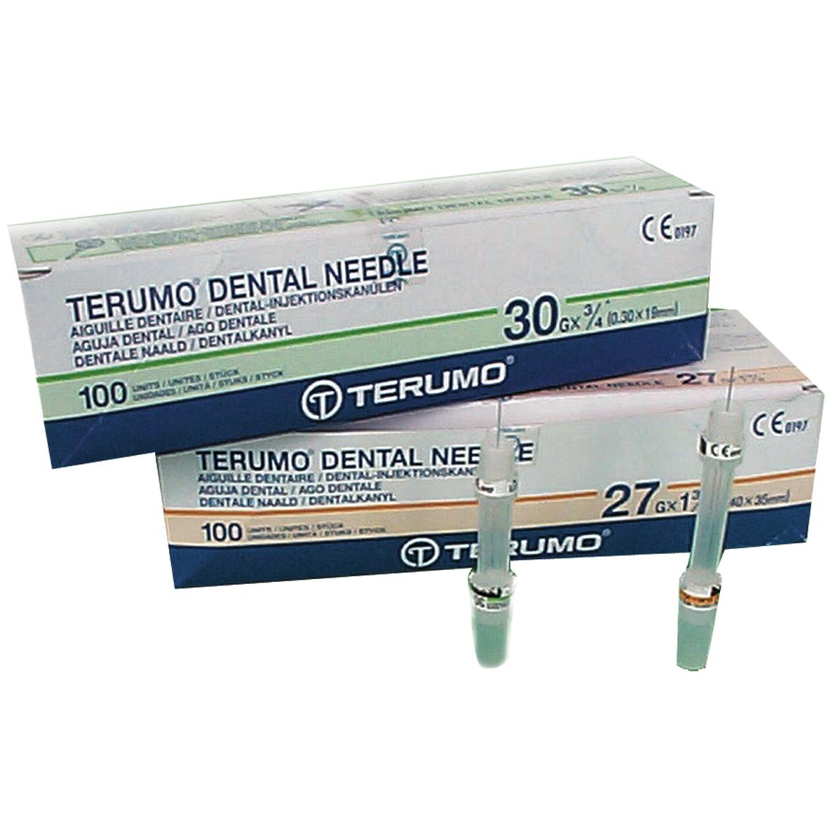 N K LUCK - Terumo dental needles