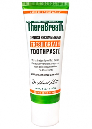 TheraBreath Toothpaste